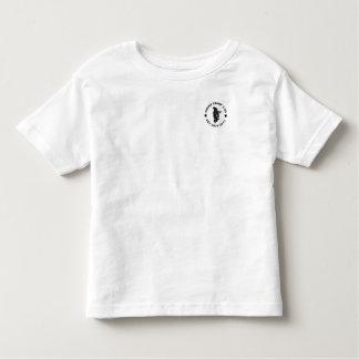 Camisa del niño de la tropa del fantasma