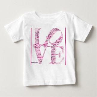 Camisa del niño de la violencia en el hogar