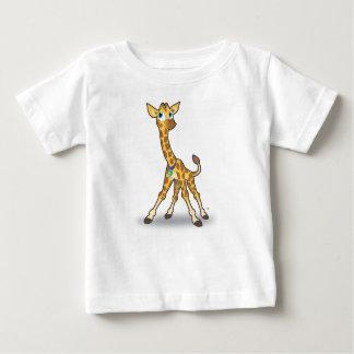 Camisa del niño de las pecas