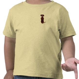 Camisa del niño de Sidney del Dachshund