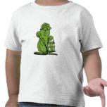 Camisa del niño de Undergopher
