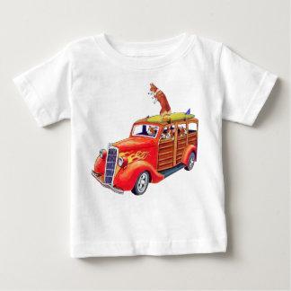 Camisa del niño del Corgi Galés del Pembroke