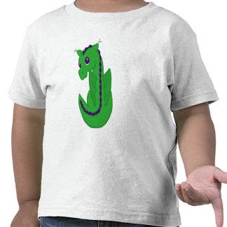 Camisa del niño del dragón del bebé