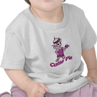 Camisa del niño del duendecillo de la empanada