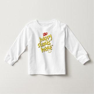 Camisa del niño del francés