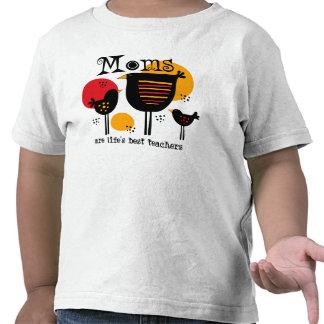 Camisa del niño del profesor de la vida de la mamá