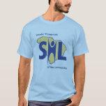 Camisa del No-Profeta del SHL de los hombres