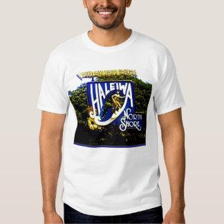 Camisa del norte de Hawaii de la orilla de Haleiwa