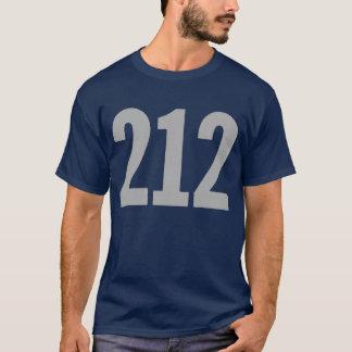 camisa del nyc de 212 Manhattan