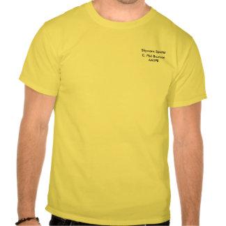 Camisa del observador de tiro de Skywarn
