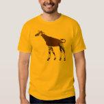 Camisa del Okapi