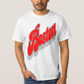 Camisa del openswoop de Boston