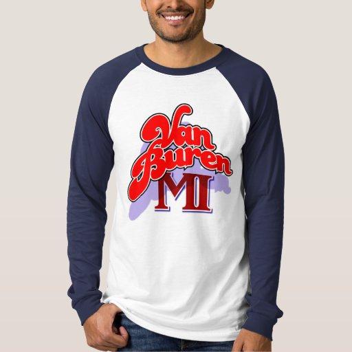 Camisa del openswoop de Van Buren MI