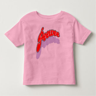Camisa del openswoop del Peewee