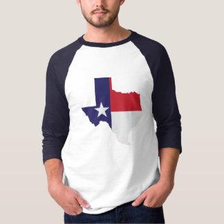 Camisa del orgullo de Tejas