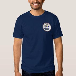 Camisa del orgullo W2 del guardacostas