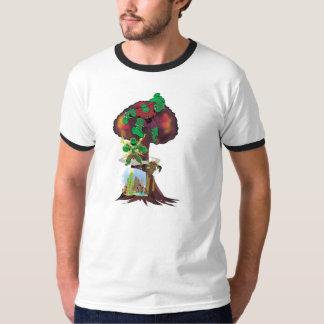 Camisa del origen del Saguaro