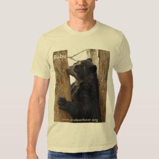 Camisa del oso de Bubu