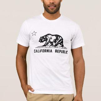 Camisa del oso de la república de California del