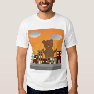 Camisa del oso del monstruo