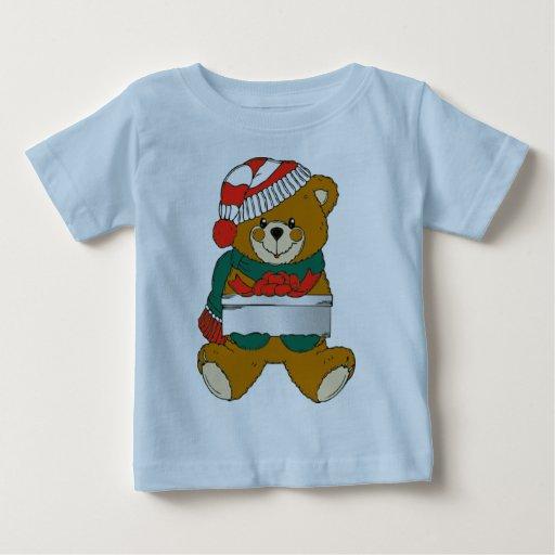 Camisa del oso del navidad