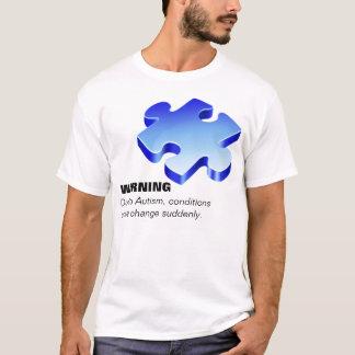 Camisa del padre del autismo
