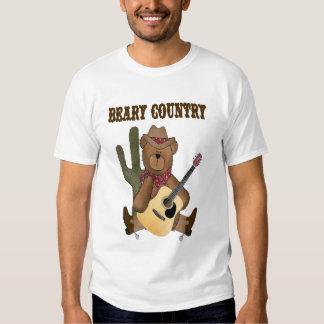 Camisa del país de Beary