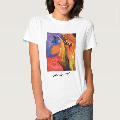 Camisa del PÁJARO del TARAREO