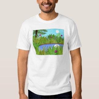 Camisa del paraíso
