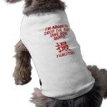 Camisa del perrito camisas de perritos