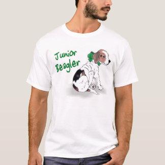 "Camisa del perrito de ""Beagler menor"""