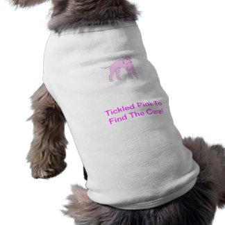 Camisa del perrito de Bedlington Terrier Camisetas Mascota