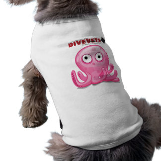 Camisa del perrito de DiveVets Camisa De Perro