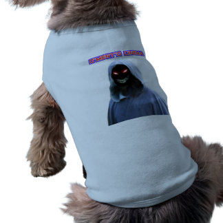 """Camisa del perrito de """"Drogo"""" del cine de D'Ment'D Playera Sin Mangas Para Perro"""