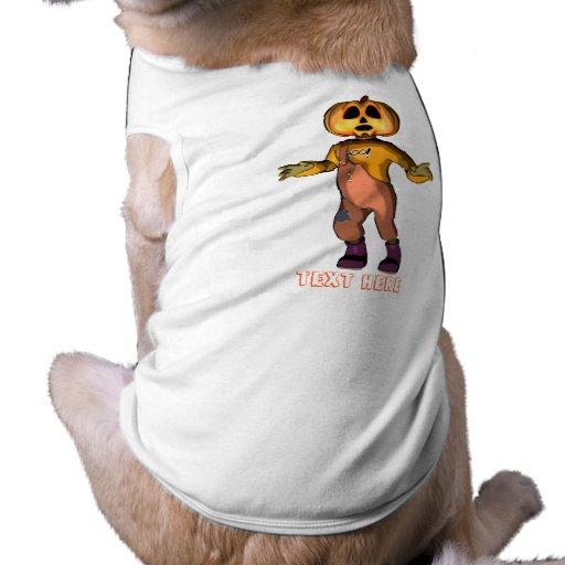 Camisa del perrito de Halloween Camisetas De Mascota