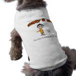 Camisa del perrito de Harry y del Milo Camiseta De Perro