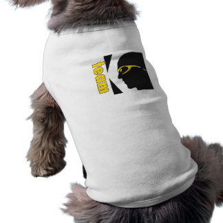 Camisa del perrito de TeamKattouf Camisa De Mascota