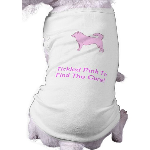 Camisa del perrito del Malamute de Alaska Camisa De Perro