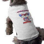Camisa del perrito del RATÓN del ESCUDO Camiseta De Perro