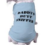 """Camisa del perrito que dice, """"succionador del extr camisetas de perrito"""