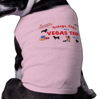 Camisa del perrito ropa macota