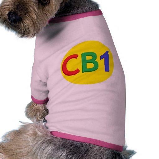 Camisa del perro CB1 Camiseta De Perrito
