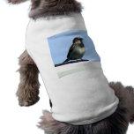 Camisa del perro de caza camisa de mascota