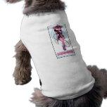 Camisa del perro de DixieMouse Playera Sin Mangas Para Perro