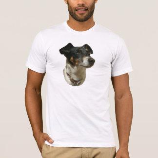 Camisa del perro de Jack Russell