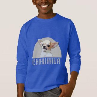 Camisa del perro de la chihuahua