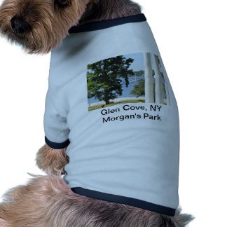 Camisa del perro de la ensenada de la cañada camiseta de perro