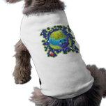 Camisa del perro de la mariquita del Día de la Tie Camisa De Perrito