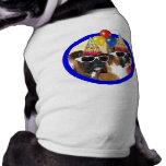 Camisa del perro de los boxeadores del feliz cumpl camisa de mascota