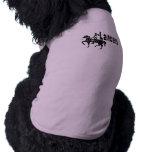 Camisa del perro de los lanceros camiseta de mascota